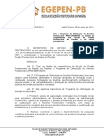Modelo Documento EGEPEN