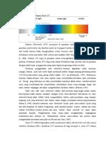 Sterilisasi Radiasi Dengan Sinar UV