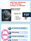 academic writing presentation-HCM city Open university