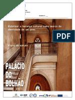 Visita ao Palácio Do Bolhão