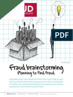 Content Fraud Brainstorming