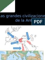 Las Grandes Civilizaciones de La Antiguedad