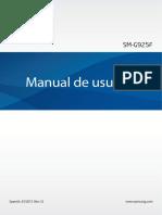 Manual GalaxyS6 Edge