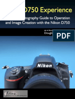 Nikon D750 Experience-Preview