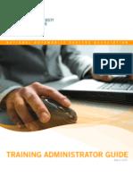 NADA University Online Training Administrators Guide
