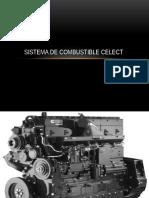 Sistema de Combustible Select