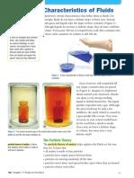 7.2 Characteristics of Fluids