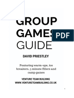 Group Games for Fun eBook 2016