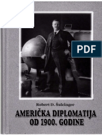 Robert D Šulcinger Američka Diplomatija Od 1900