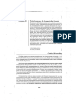 Comentarios al Art.32 del CPC