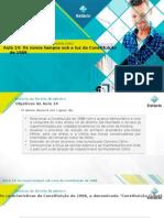 Aula_14 - História Do Direito Brasileiro