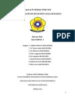 Laporan Praktikum Fisika Inti