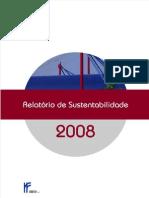 Relatorio Sustentabilidade 2008