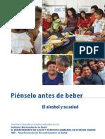 Rethinking Drinking Spanish