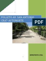 Av San Antonio Cra7 (Calle 183)