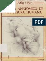 Anatomia Artistica - Dibujo Anatómico de La Figura Humana