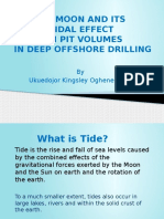Effects of Tides on Pit Volumes in Deep Offshore Drilling