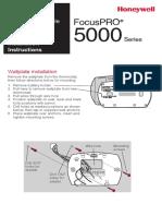 Pro5000 Manual