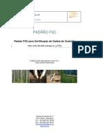 Fsc-std-40-004 v2-1 en Coc Certification With Trackchanges Port PDF