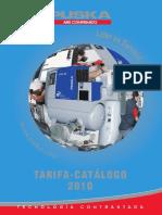 Catalogo Tarifa Puska 2010 (1)