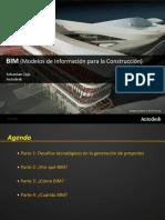 BIM ExpoConstruccion Sonda Autodesk