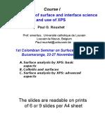 Course I.a. XPS Basics