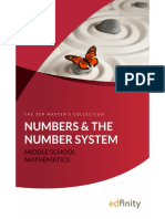 Numbers and the Number System