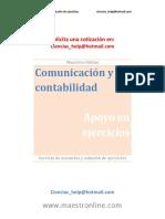 Comunicación y Contabilidad