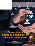 Repensando o Direito Do Consumidor