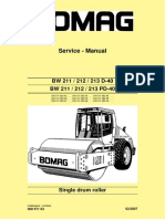 Service Manuel BW211D-40