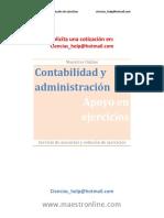 Contabilidad y Administración