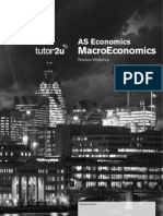 AS Economics Workbook April 2010 - Y12