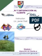 [PD] Presentaciones - Atencion y Satisfaccion Al Cliente