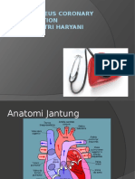 Percutaneus Coronary Intervention