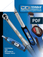 CDI Torque Products