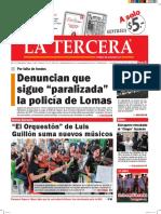 Diario La Tercera 05.04.2016
