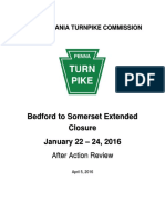 After-action review: Pa  Turnpike Commission | Team Building