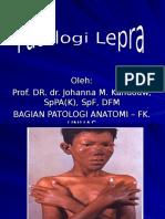 Patologi Lepra (Kuliah System Penyakit Tropis)