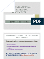 ChE 407A Review and Approval of Engineering Documents