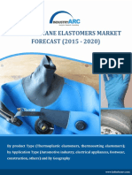 Global Polyurethane Elastomers Market 2020 - Professional and in-depth study