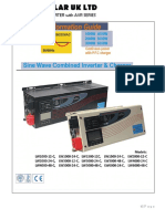 Psc Solar Uk Xantra Inverter With Avr User Manual