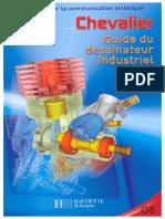 André Chevalier-Guide Du Dessinateur Industriel - Edition 2004