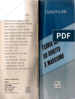 Pachukanis - Teoria Geral Do Direito e Marxismo