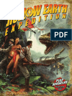 Hollow Earth Expedition RPG