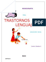 Libro de Los Trans Tor No Del Lengujae