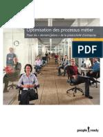 Optimisation Des Processus Metier