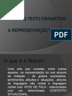 textodramatico