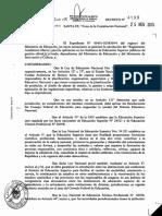 Reglamento Académico Marco