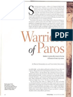 Warriors of Paros
