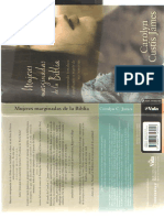 Custis James Carolyn - Mujeres Marginadas de La Biblia